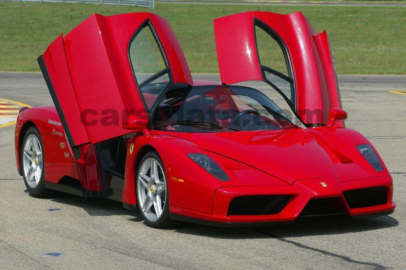 Ferrari Enzo 2002 pictures (9 of 11) | cars-data.com