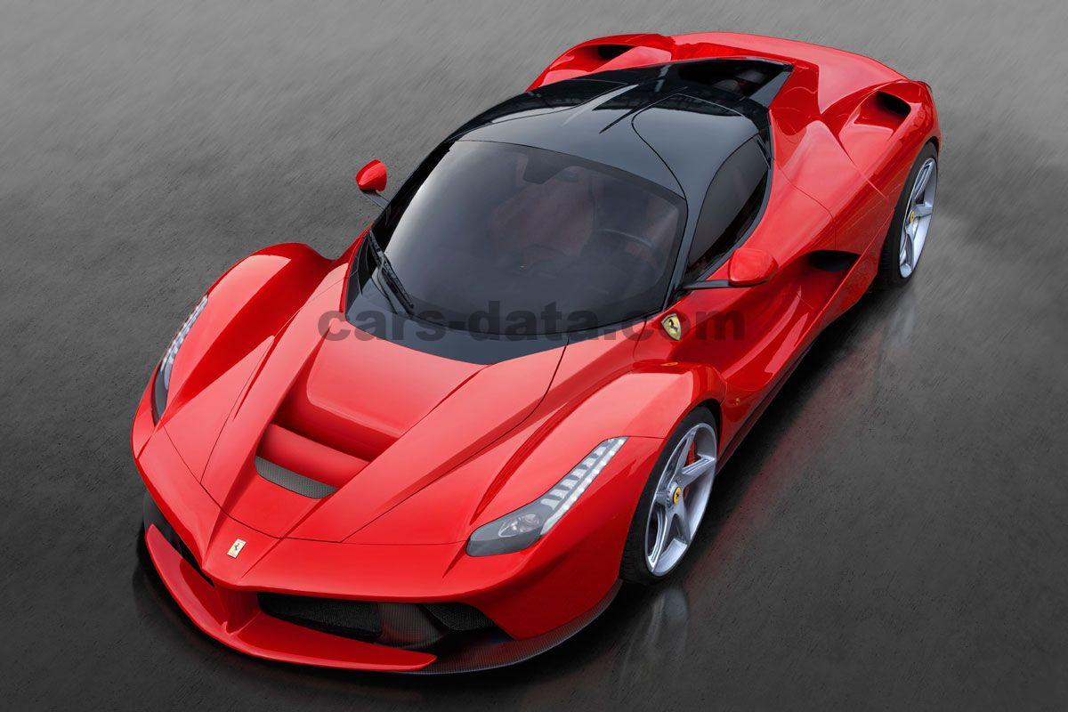 High Quality Ferrari LaFerrari Pictures