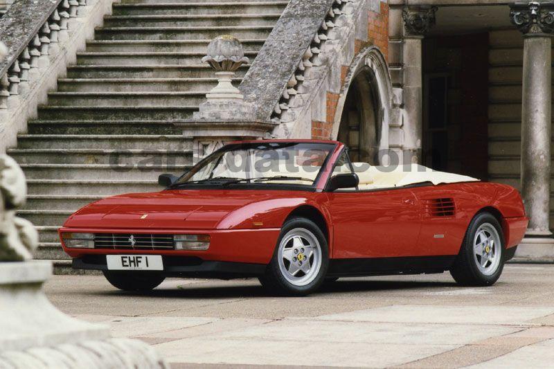 Ferrari Mondial T Cabriolet Handbuch 2 Türen Spezifikationen Cars Data Com