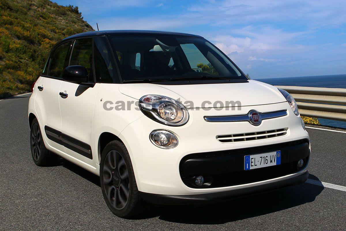 Fiat 500L Slike