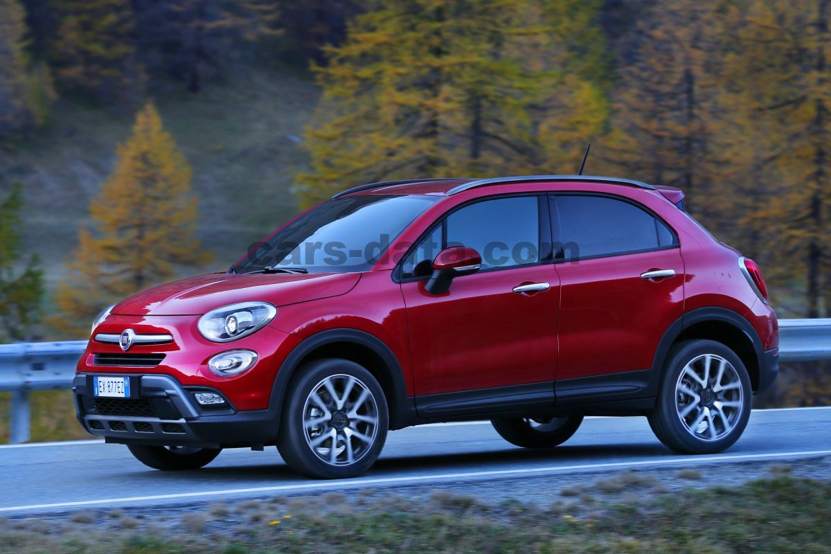Fiat 500x 2015 Pictures Fiat 500x 2015 Images 7 Of 58