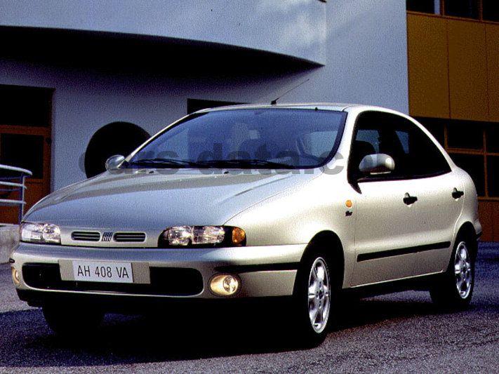 Fiat Brava 1 9 D Sx Manual 1995 1996 65 Hp 5 Doors