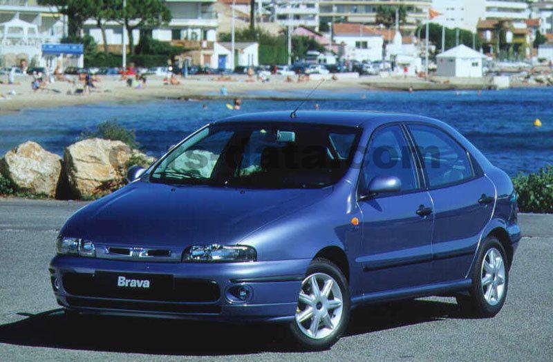fiat brava 1 9 jtd sx manual 5 door specs cars data com rh cars data com 1999 Club Car Repair Manual Library Auto Repair Manuals