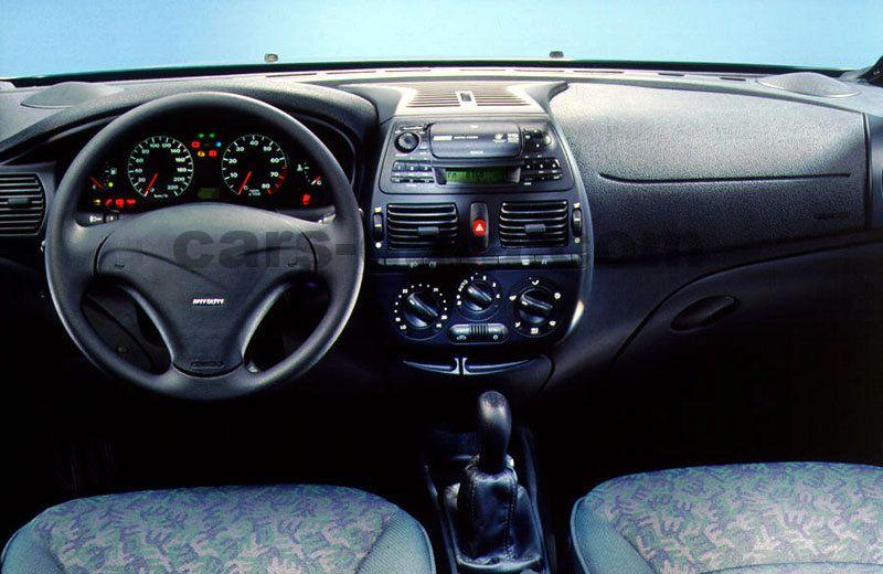 Фиат брава 1998 фото