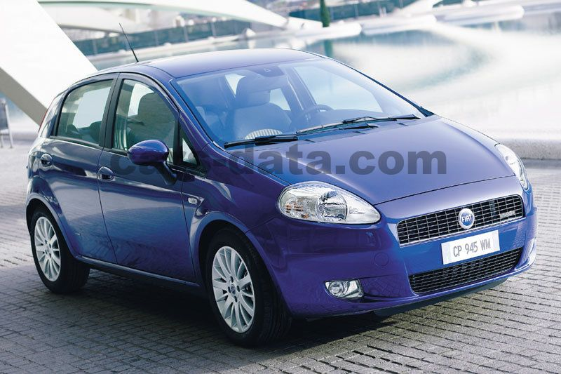 fiat grande punto 2006 slike fotografije fiat grande punto 2006 slike 1 od 14. Black Bedroom Furniture Sets. Home Design Ideas