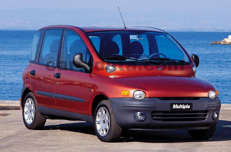 fiat multipla 1 9 jtd elx manual 1998   2002 105 hp 5 doors