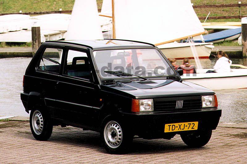 Lamborghini Jeep Old >> Fiat Panda 1986 slike, fotografije, Fiat Panda 1986 slike (1 od 10)