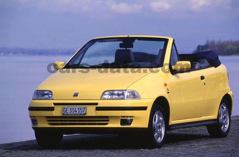 fiat punto cabrio 60 s manual 1994 1997 60 hp 2. Black Bedroom Furniture Sets. Home Design Ideas