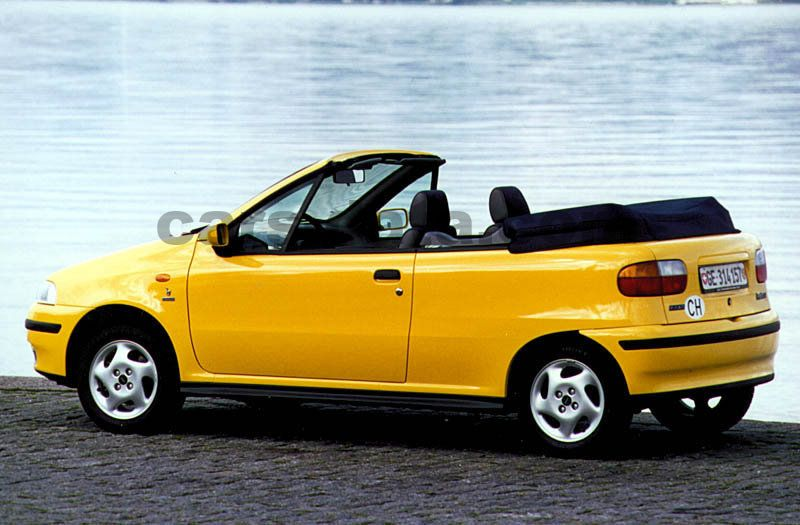 fiat punto cabrio 1994 pictures 1 of 10 cars. Black Bedroom Furniture Sets. Home Design Ideas