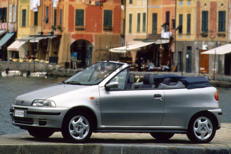 fiat punto cabrio 1994 pictures fiat punto cabrio 1994. Black Bedroom Furniture Sets. Home Design Ideas