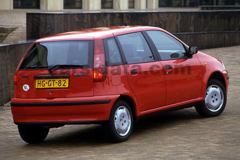 Fiat Punto 1994 pictures (1 of 10) | cars-data.com on fiat bravo, fiat 500l, fiat doblò, fiat uno sx, fiat bravo sx, fiat coupe 20v turbo, fiat tipo, fiat scudo sx, ford ka, fiat uno, opel corsa, fiat palio, nissan micra, fiat panda, renault clio, volkswagen polo,