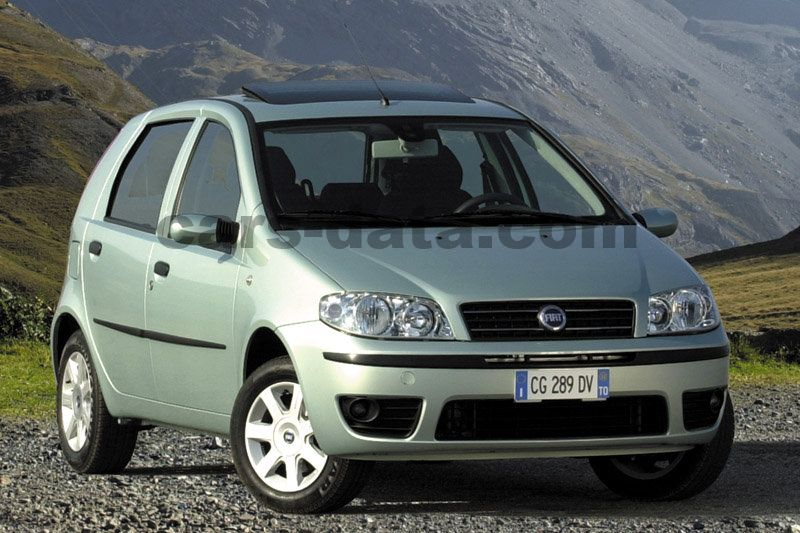 fiat punto 1 3 jtd 16v active manual 2003 2006 70 hp 5 doors technical specifications. Black Bedroom Furniture Sets. Home Design Ideas