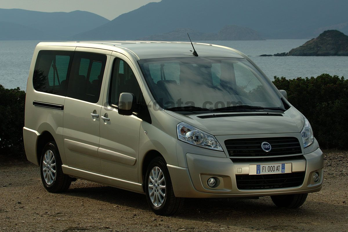 fiat scudo combi 2012 pictures fiat scudo combi 2012 images 10 of 12. Black Bedroom Furniture Sets. Home Design Ideas