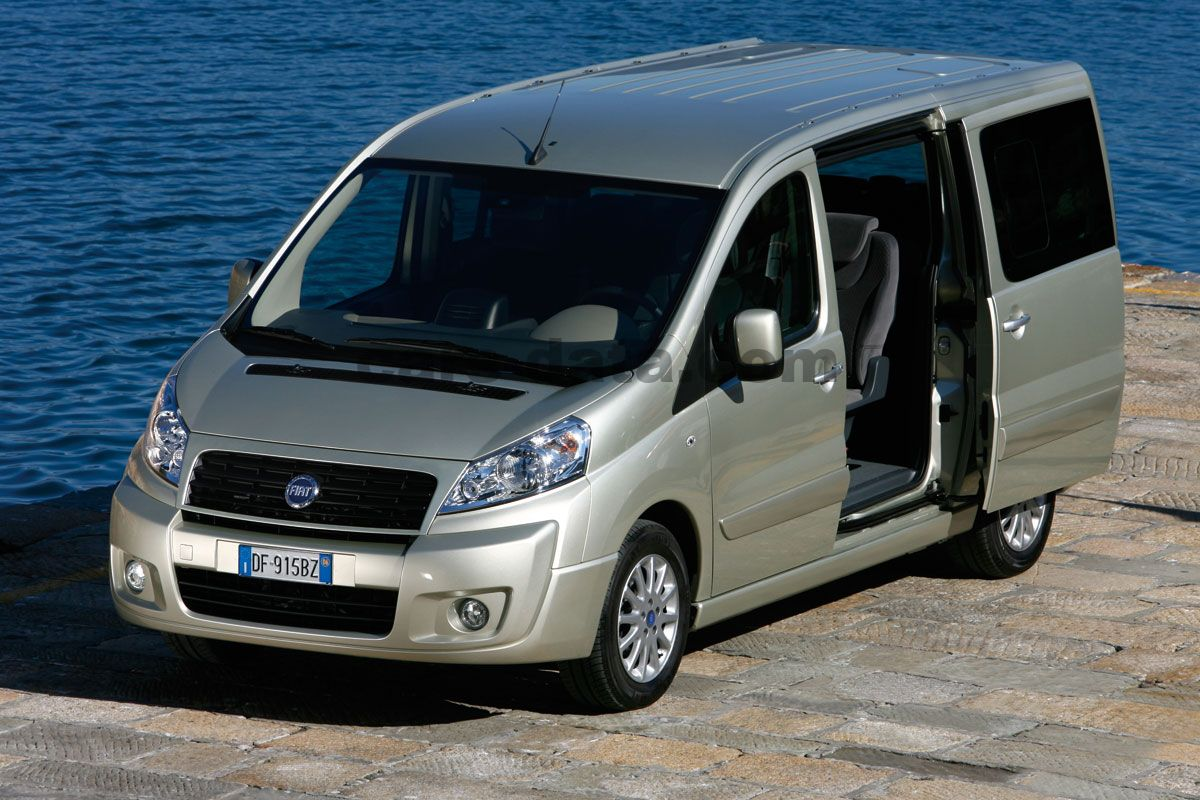 fiat scudo combi 2012 pictures fiat scudo combi 2012 images 2 of 12. Black Bedroom Furniture Sets. Home Design Ideas
