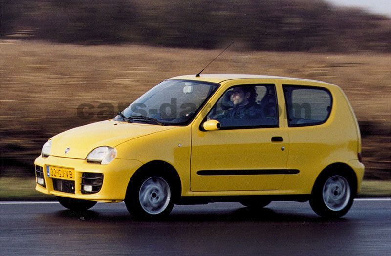 Fiat Seicento Fiat Seicento Pictures
