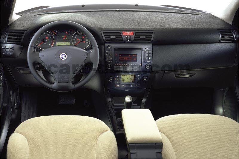Fiat Stilo Multi Wagon 2003 Bilder (3 von 13) | cars-data.com