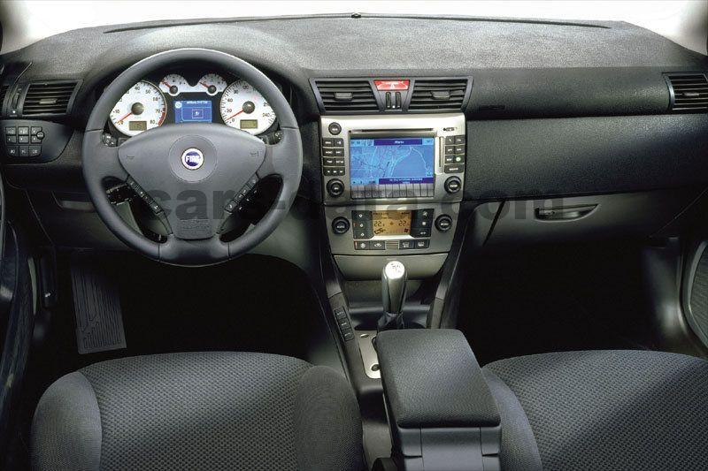 Технические характеристики FIAT Stilo / Фиат Стило