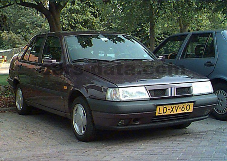 Fiat Tempra 16 Ie SX Manual 1993 1995 90 Hp 4 doors