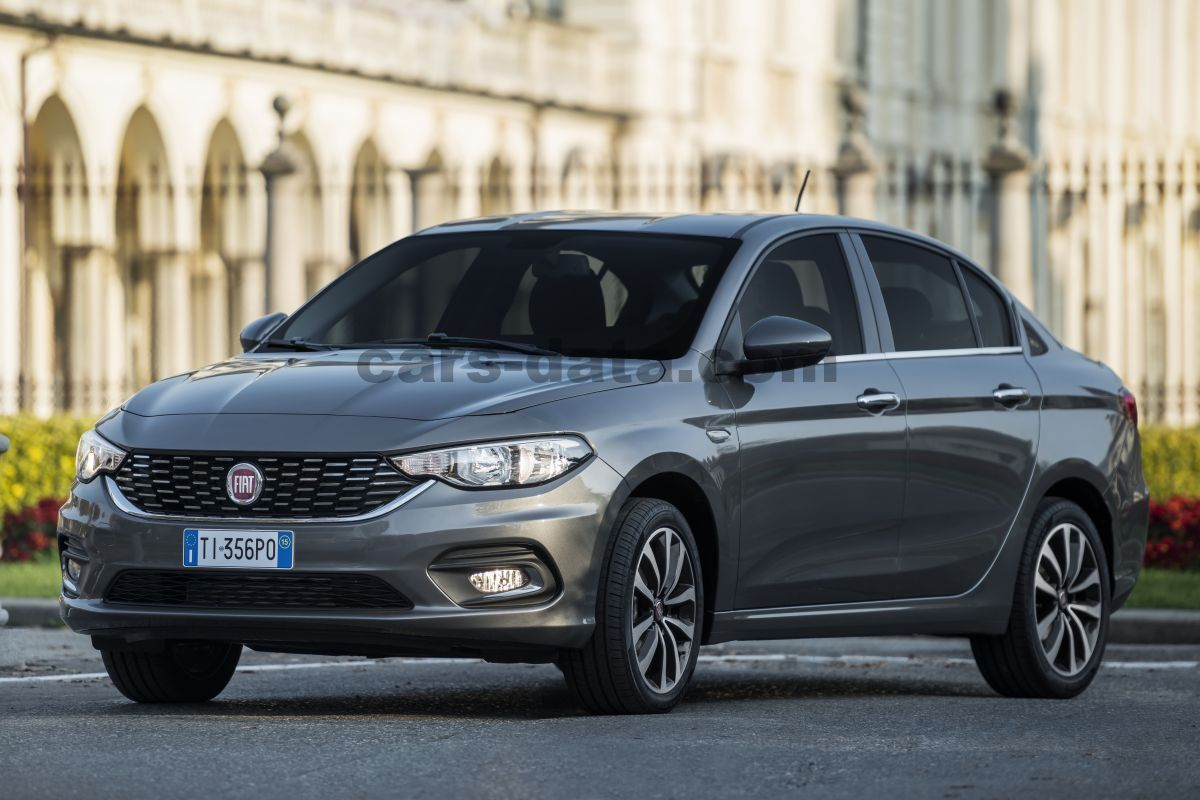 fiat tipo 1 4 16v pop manual 2016 2018 95 hp 4 doors technical specifications. Black Bedroom Furniture Sets. Home Design Ideas