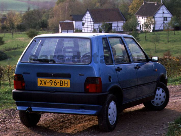 Fiat Uno 1989 Pictures (2 Of 4)