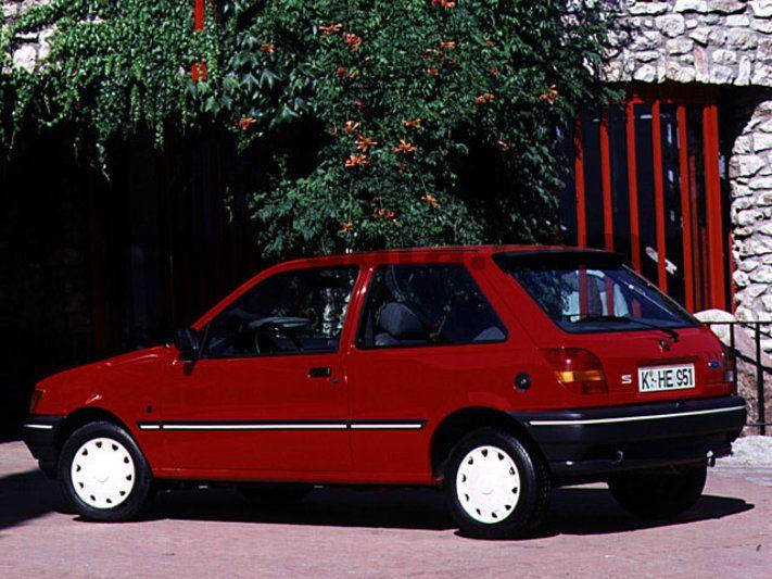 ford fiesta clx manual 1990 1991 50 hp 3 doors. Black Bedroom Furniture Sets. Home Design Ideas