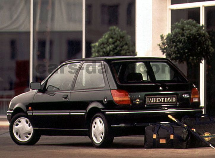 Lexus Latest Models >> Ford Fiesta 1994 pictures, Ford Fiesta 1994 images, (2 of 4)