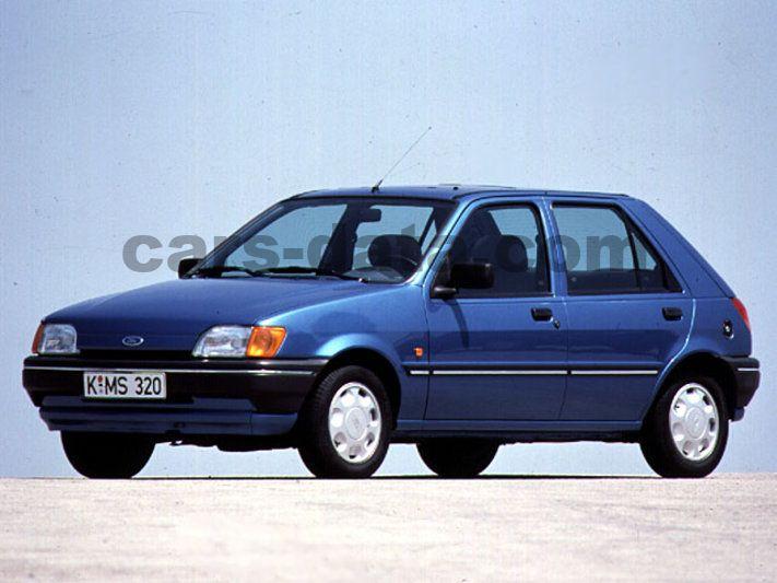Ford Fiesta Fotos