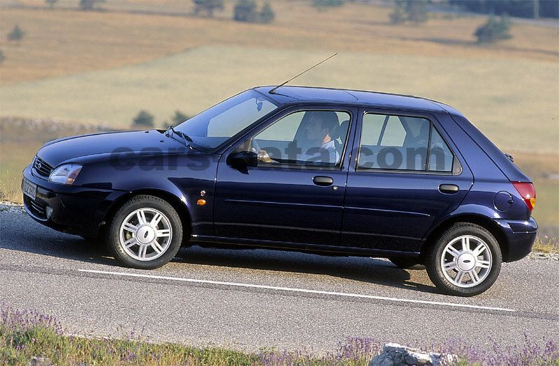 Ford Focus Transmission >> Ford Fiesta 1.3i Classic, Manual, 2001 - 2002, 60 Hp, 5 ...