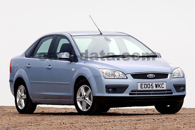 Ford Focus Fotos