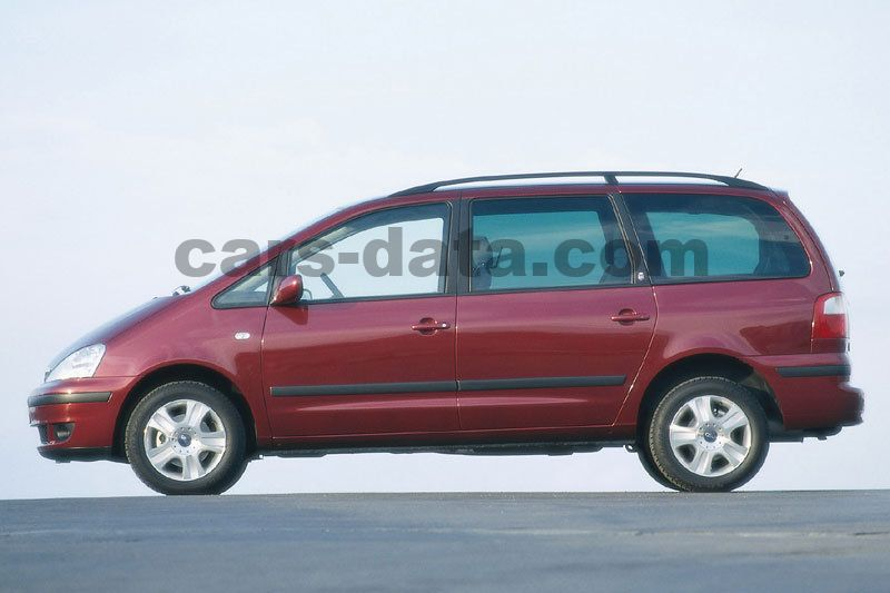 Ford Galaxy 2000 Pictures 3 Of 7 Cars Data Com