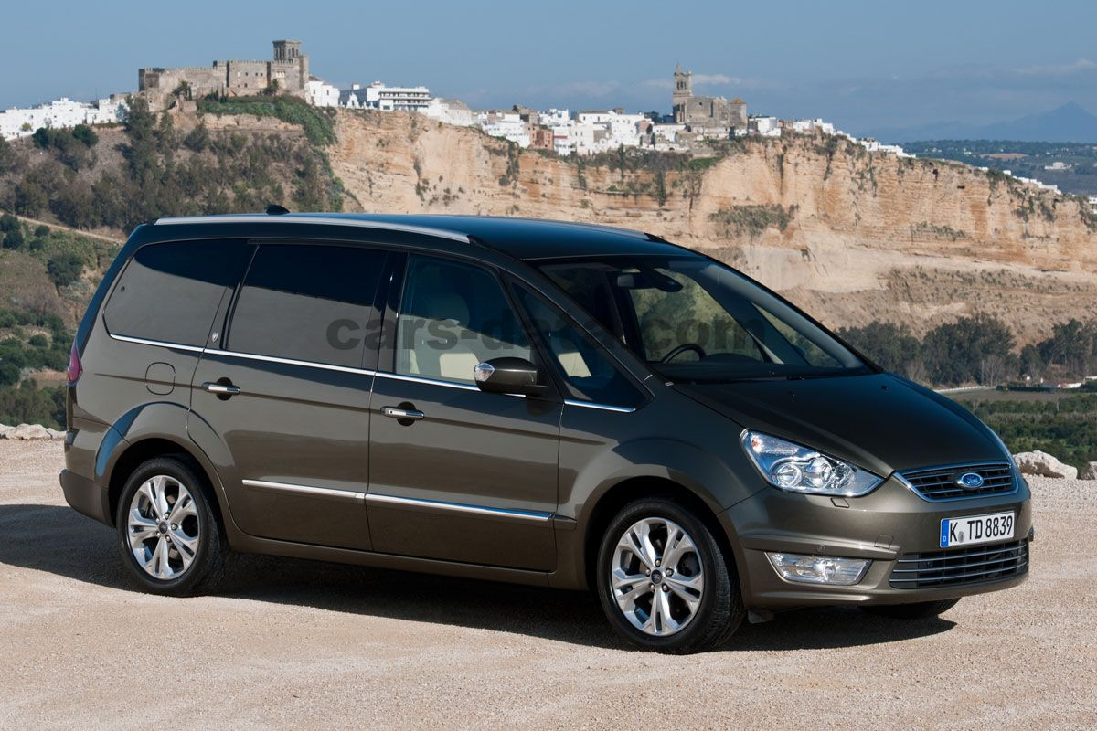 Ford Galaxy 2010 Pictures Ford Galaxy 2010 Images 4 Of 18