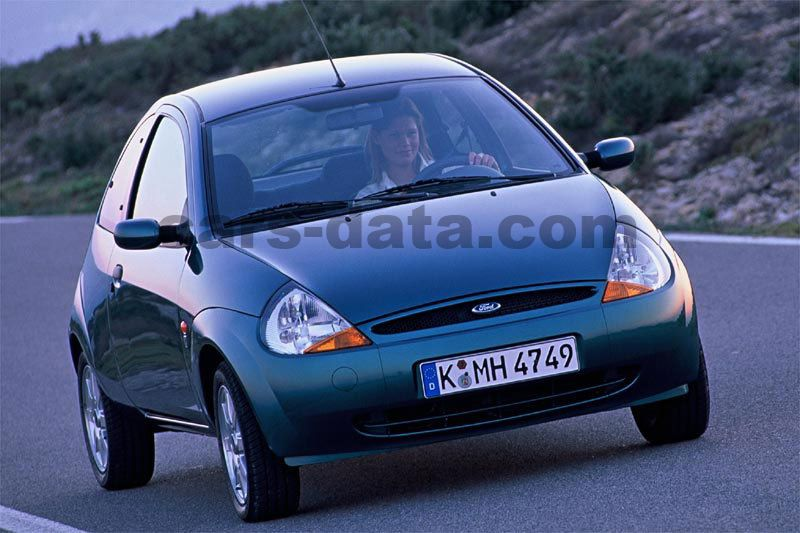 Toyota Company Latest Models >> Ford Ka 1997 pictures, Ford Ka 1997 images, (4 of 8)