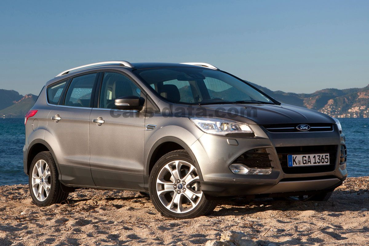 ford kuga technical specifications. Black Bedroom Furniture Sets. Home Design Ideas