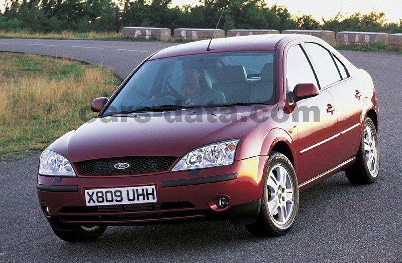 Ford Mondeo Slike