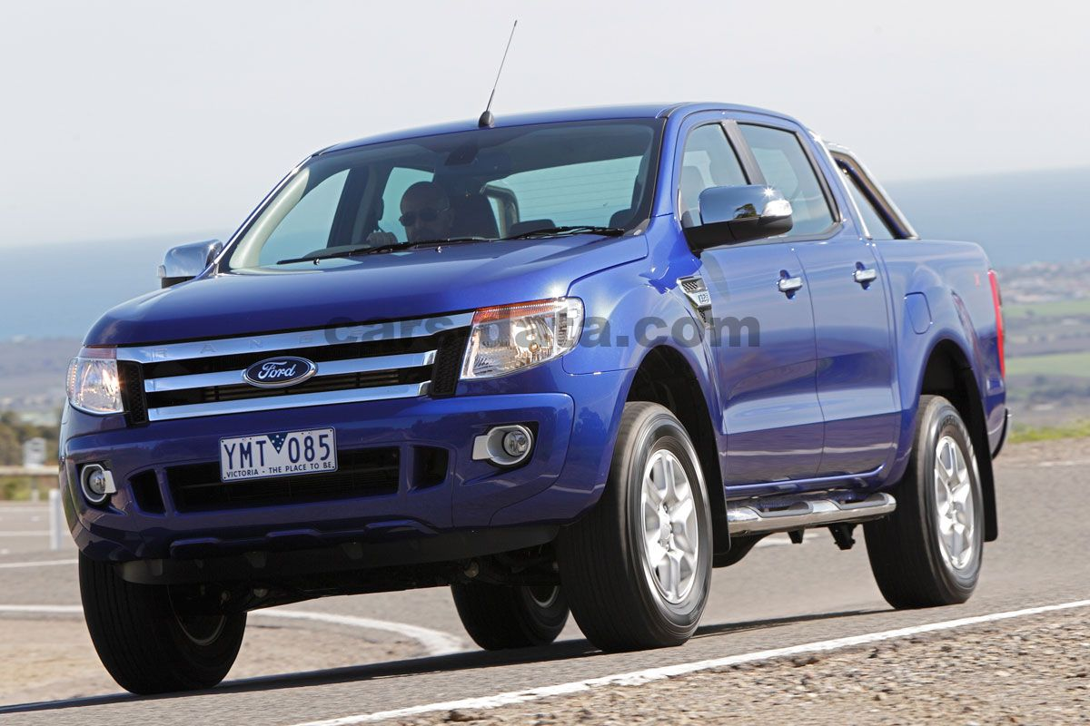 ford ranger double cab 2012 images ford ranger double cab 2012 photos 1 de 32. Black Bedroom Furniture Sets. Home Design Ideas