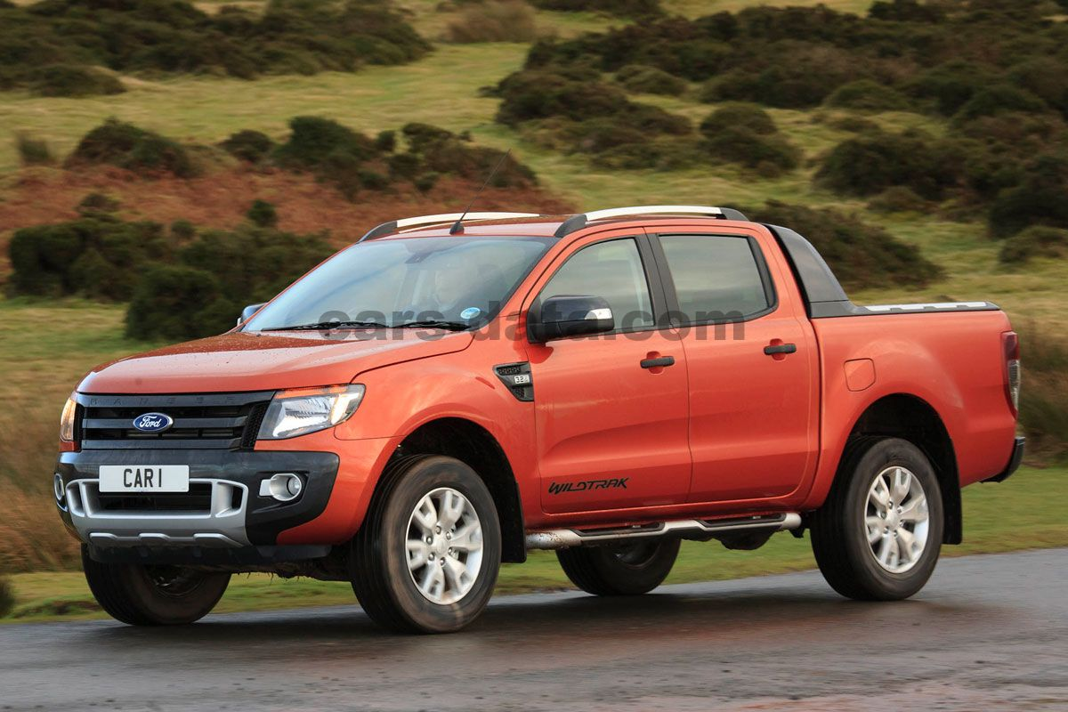 Ford Ranger Double Cab 2012 Pictures Ford Ranger Double Cab 2012 Images 3 Of 32