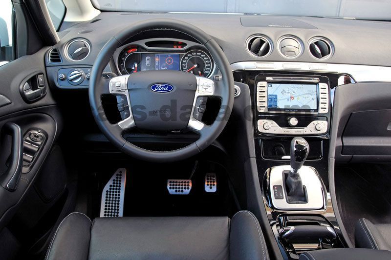 Ford S MAX Pictures