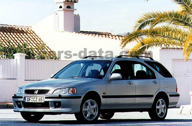 Honda Civic Aero Deck