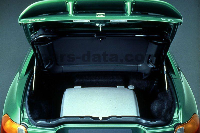 Honda CRX Fotos