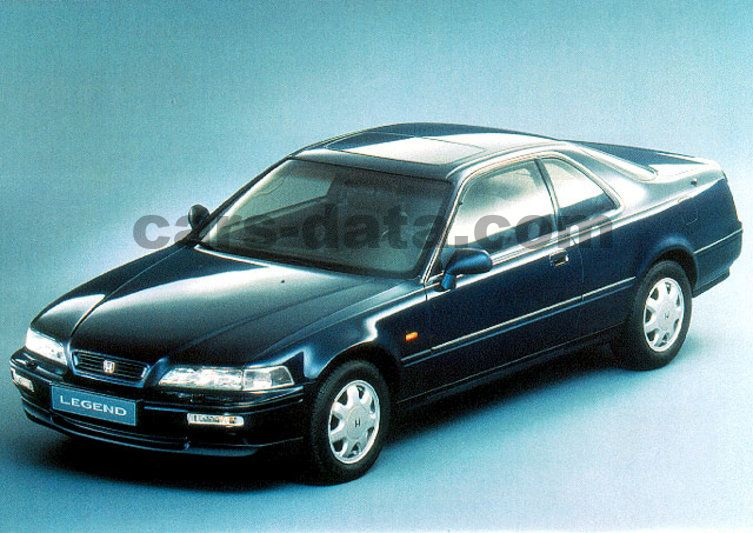 honda legend coupe v6 automatic 2 door specs cars. Black Bedroom Furniture Sets. Home Design Ideas