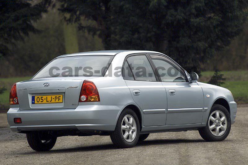 Hyundai 2003 accent