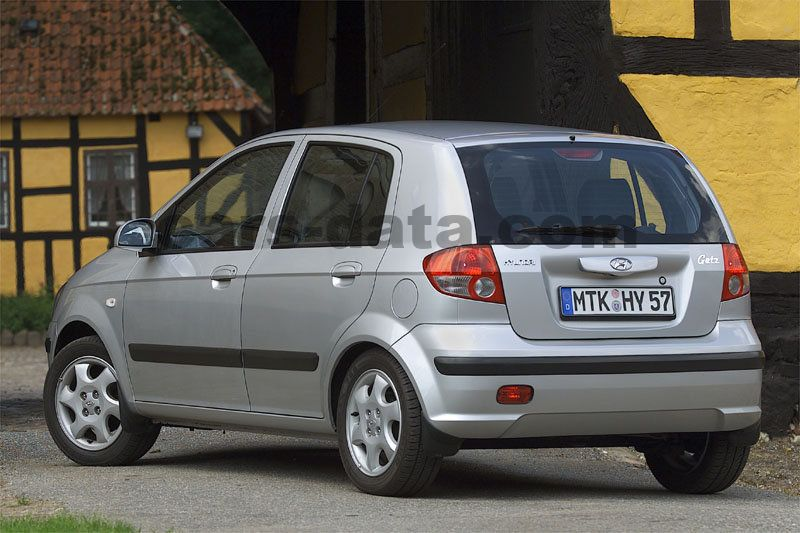 Toyota Company Latest Models >> Hyundai Getz 2002 pictures, Hyundai Getz 2002 images, (2 of 7)