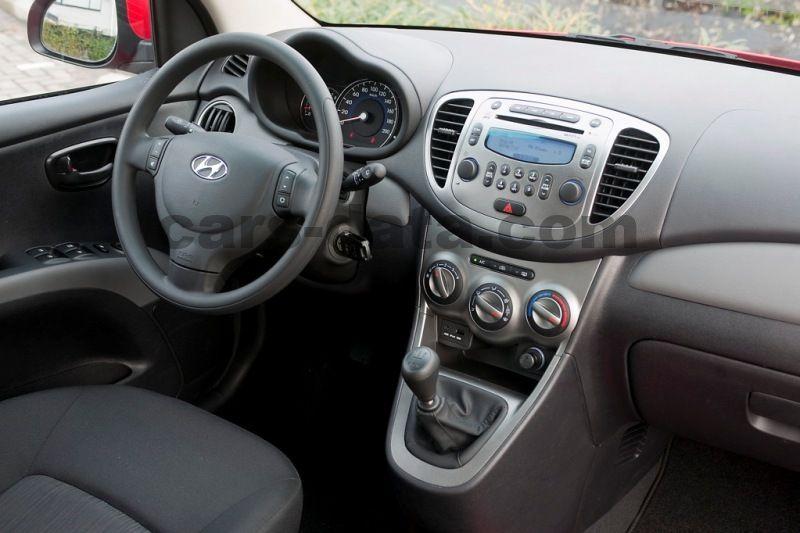 Hyundai I10 2011 pictures (1 of 10) | cars-data.com