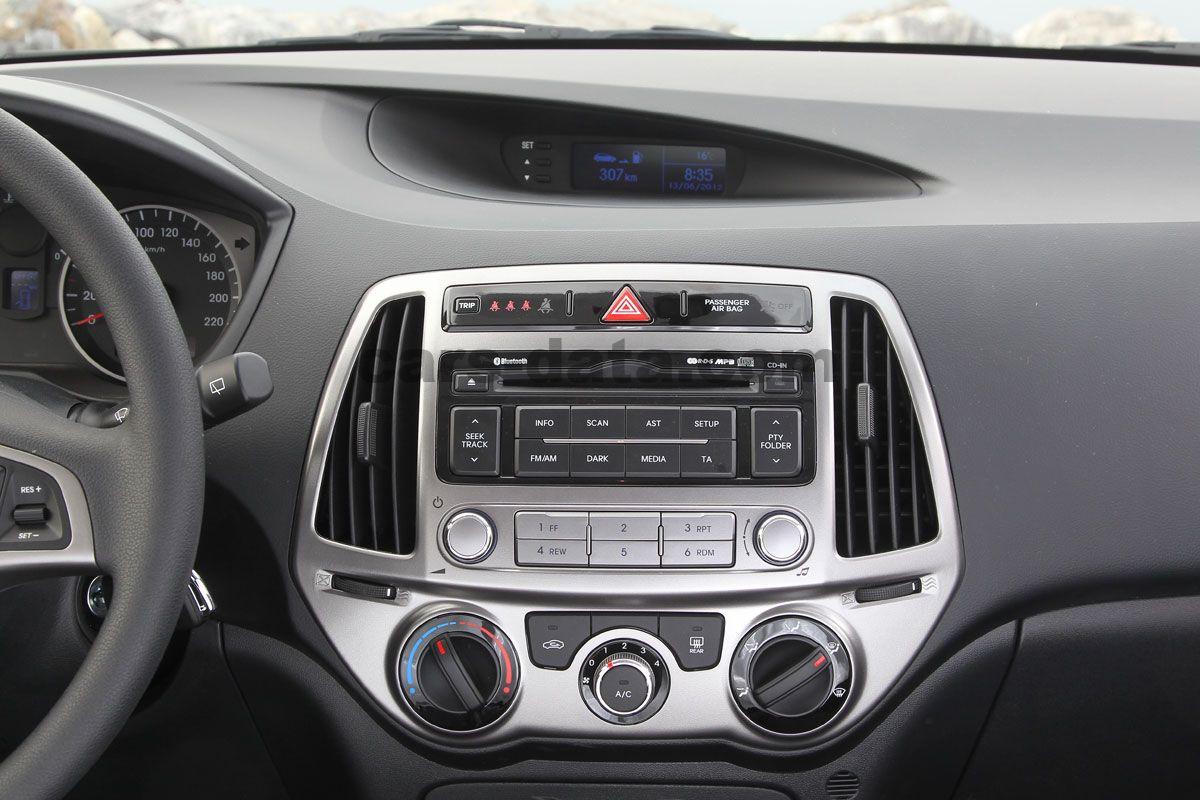 Photos De Hyundai I20 2012 14 Sur 23 Cars Data Com
