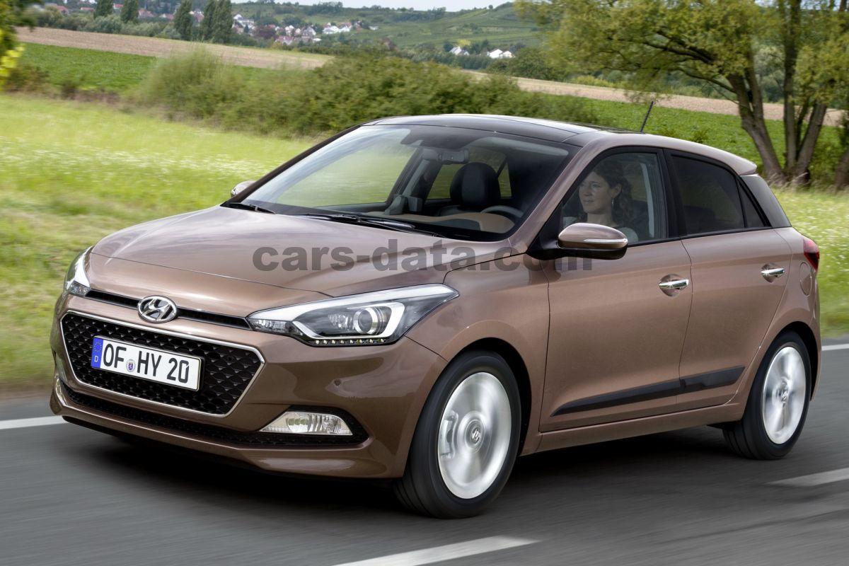 Hyundai I20 2014 Pictures 16 Of 18 Cars Data Com