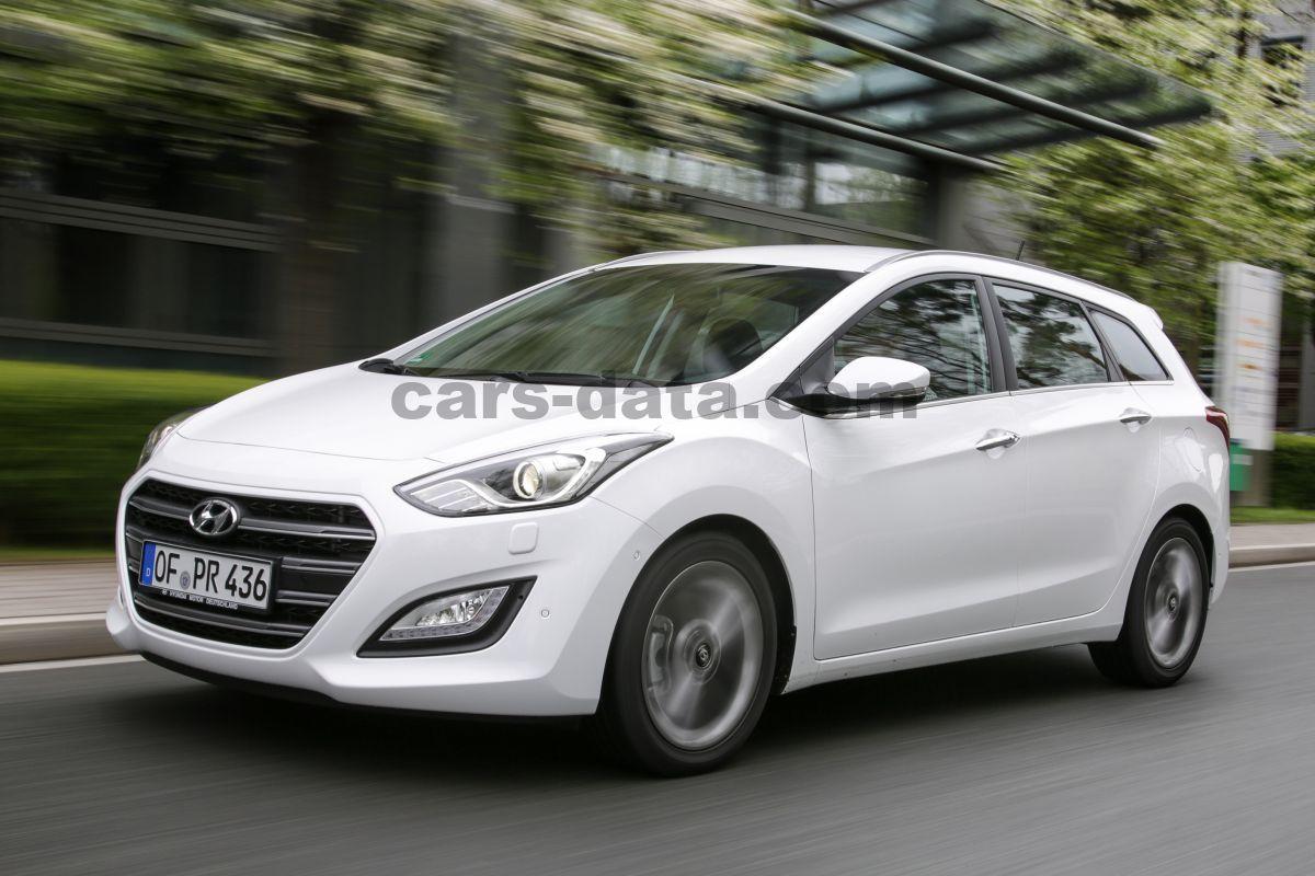 Hyundai I30 Wagon 2015 Pictures 15 Of 16 Cars Data Com