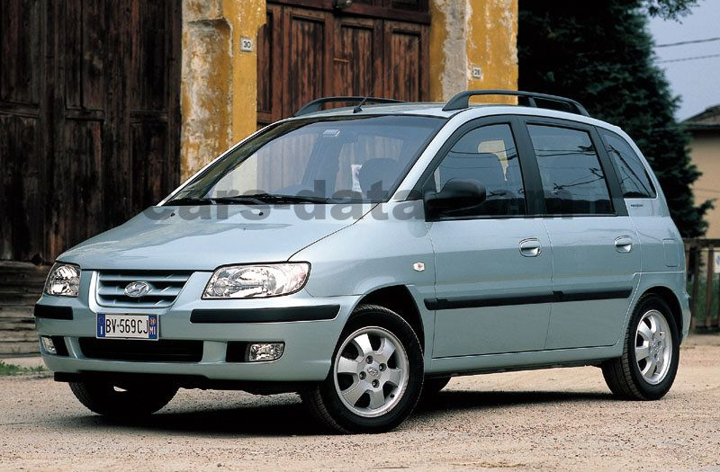 Hyundai Matrix 2001 Pictures 1 Of 6 Cars Data Com