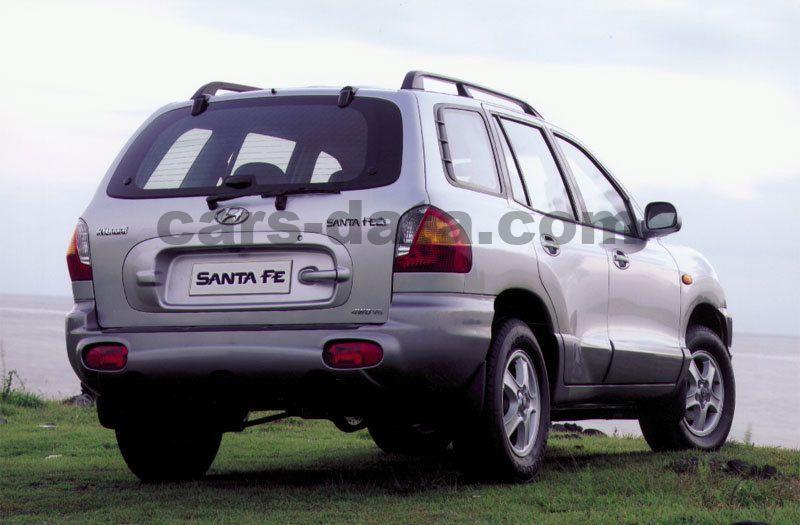 Delightful Hyundai Santa Fe