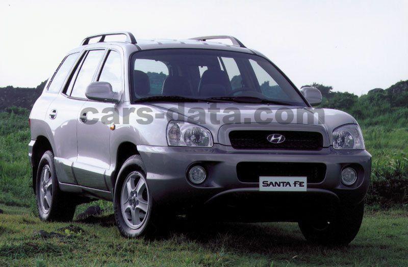 Lovely Hyundai Santa Fe