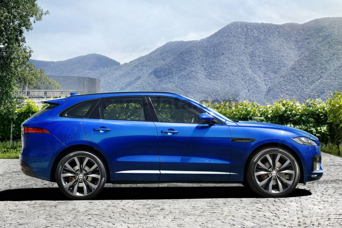 Jaguar F-Pace 30d AWD R-Sport, Sequential Automatic, 2015 - Present, 300 Hp, 5 doors Technical ...